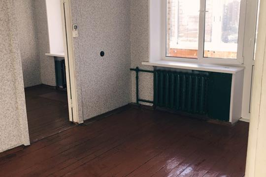 3-комн квартира, 54 м2, 9 этаж