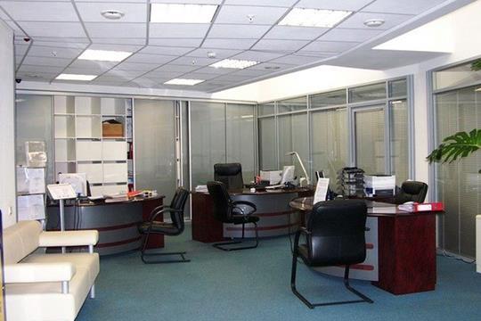 Офис, 500 м2, класс A