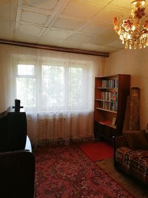 2-комн квартира, 43.5 м2, 1 этаж - фото 1