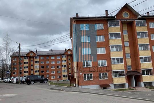 1-комн квартира, 39.3 м2, 5 этаж