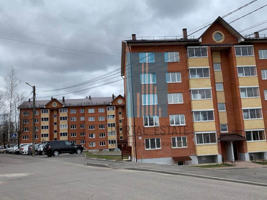 1-комн квартира, 39.3 м<sup>2</sup>, 5 этаж_1