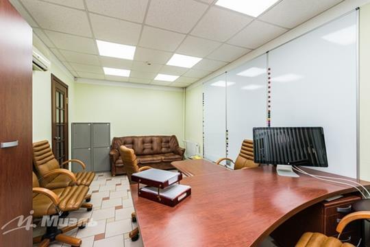 Офис, 75.7 м2, класс B