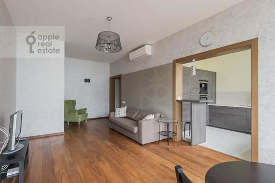 4-комн квартира, 105 м2, 4 этаж