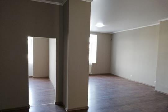 3-комн квартира, 91 м2, 2 этаж