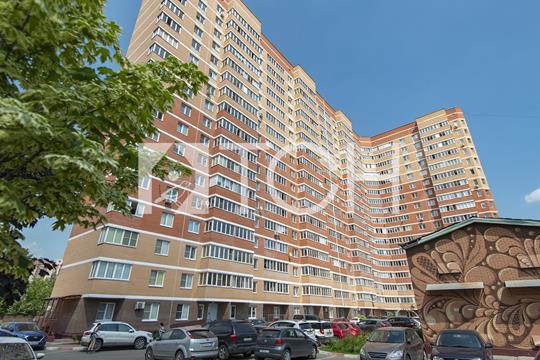 1-комн квартира, 42.4 м2, 3 этаж