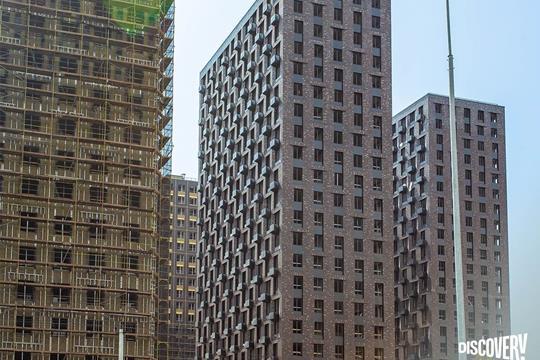 1-комн квартира, 39 м2, 16 этаж