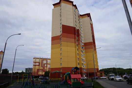 3-комн квартира, 86.7 м2, 8 этаж