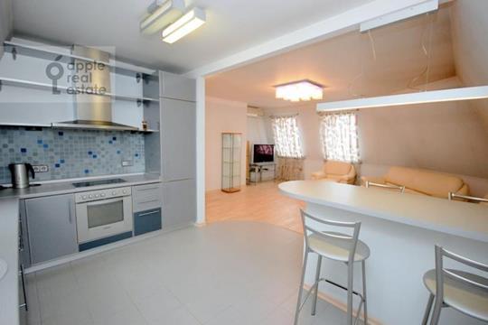 2-комн квартира, 85 м2, 17 этаж