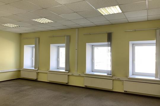 Офис, 191.5 м2, класс B
