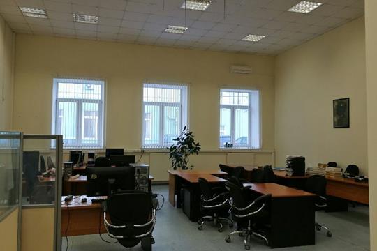 Офис, 473.7 м2, класс B