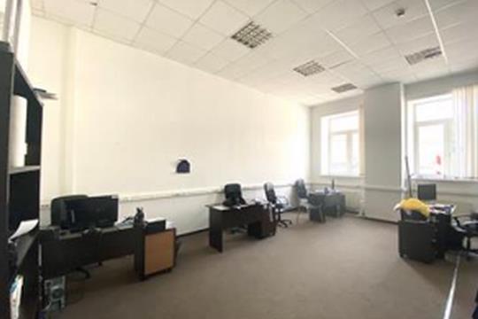 Офис, 56.7 м2, класс B