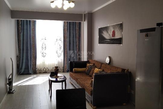 2-комн квартира, 66 м2, 9 этаж