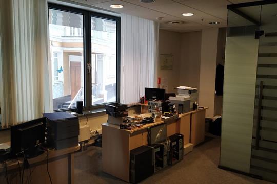 Офис, 205 м2, класс A