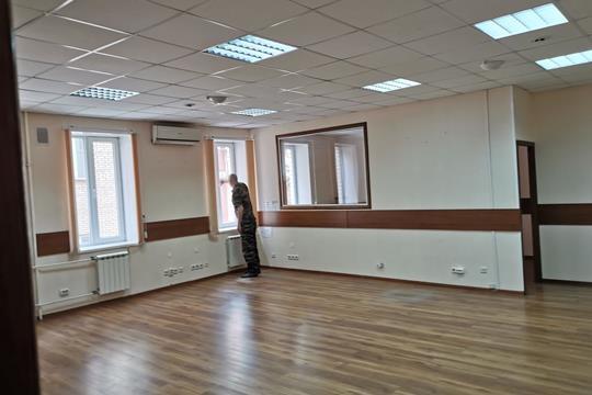 Офис, 123.6 м2, класс B