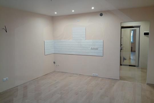 Студия, 28 м2, 15 этаж