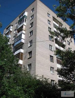 3-комн квартира, 54 м2, 4 этаж - фото 1