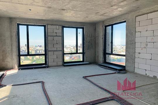 3-комн квартира, 89 м2, 41 этаж