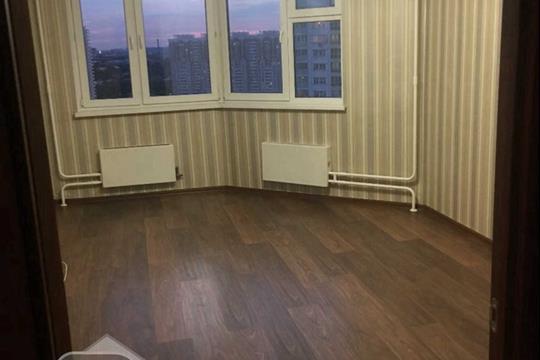 1-комн квартира, 45 м2, 21 этаж