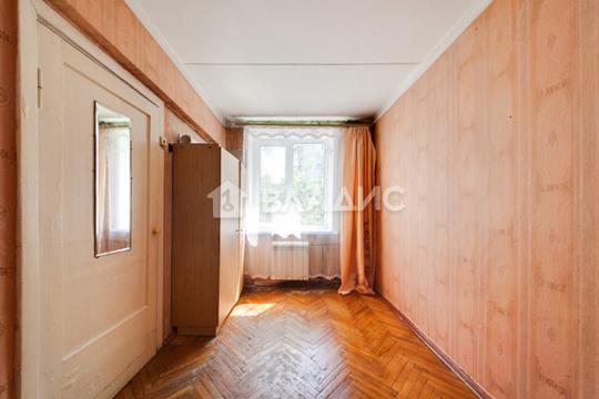 3-комн квартира, 54.3 м2, 4 этаж