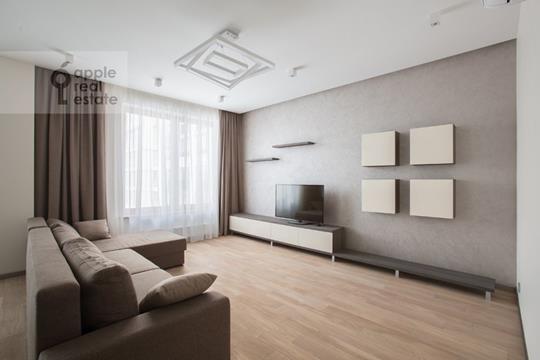3-комн квартира, 124 м2, 4 этаж