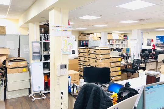 Офис, 6000 м2, класс B