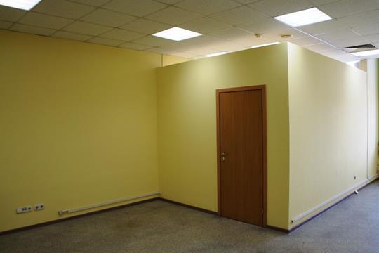 Офис, 51.8 м2, класс B+