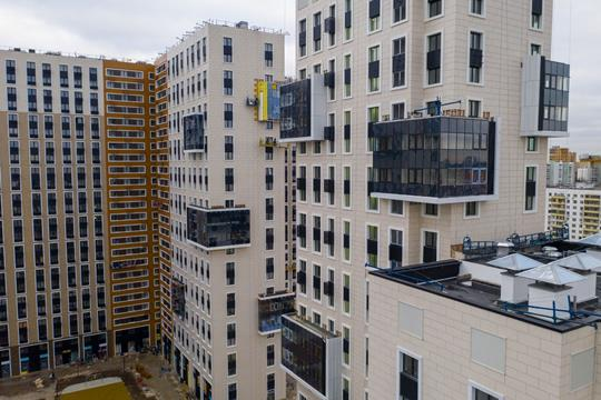 2-комн квартира, 89 м2, 13 этаж