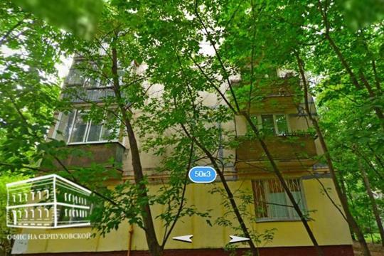 3-комн квартира, 53 м2, 3 этаж