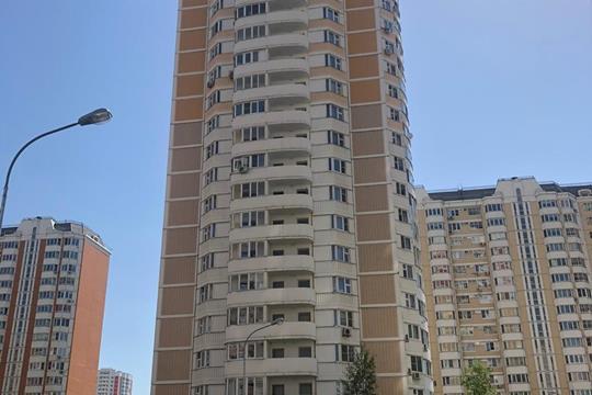 3-комн квартира, 78 м2, 20 этаж