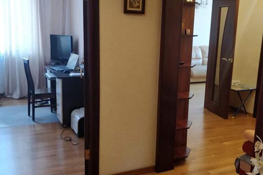 3-комн квартира, 82.1 м2, 16 этаж