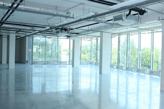 Офис, 1206 м2, класс B