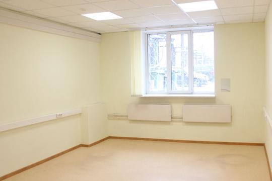 Офис, 58.6 м2, класс B