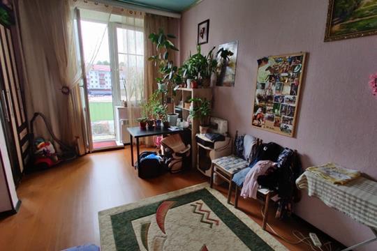 4-комн квартира, 92.8 м2, 3 этаж