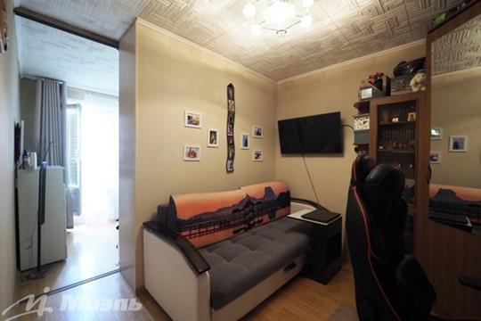 2-комн квартира, 44.3 м2, 7 этаж