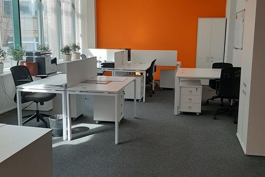 Офис, 93.7 м2, класс B+