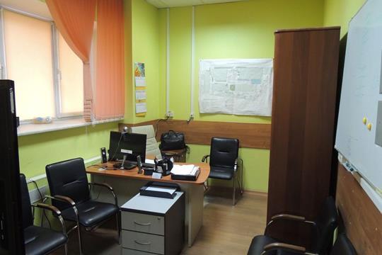 Офис, 41.7 м2, класс B