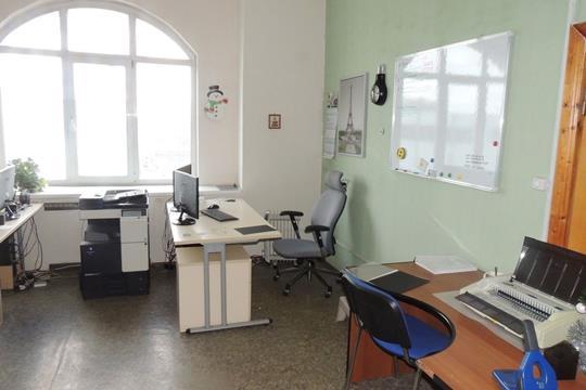 Офис, 31.6 м2, класс B
