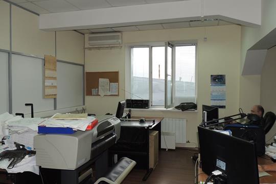 Офис, 29.3 м2, класс B