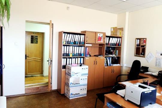 Офис, 28.7 м2, класс B