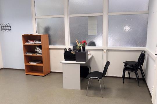 Офис, 44 м2, класс B