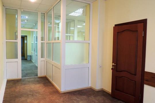 Офис, 126.6 м2, класс B