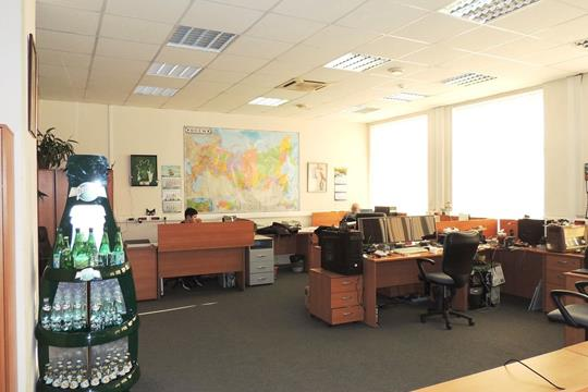 Офис, 120.2 м2, класс B