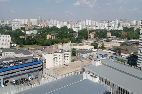 1-комн квартира, 41 м2, 16 этаж