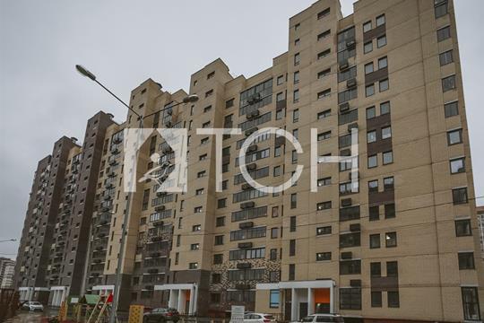 1-комн квартира, 25 м2, 14 этаж