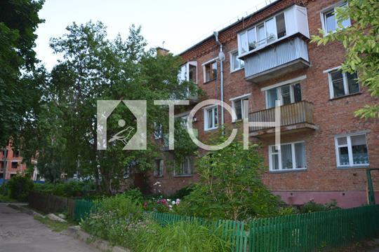 1-комн квартира, 30.8 м2, 2 этаж