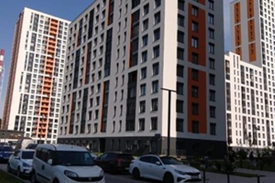 2-комн квартира, 55.5 м2, 12 этаж