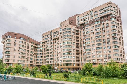 3-комн квартира, 85.2 м2, 5 этаж