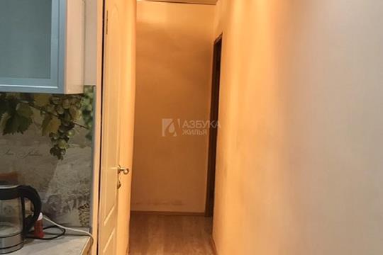 2-комн квартира, 37.5 м2, 1 этаж