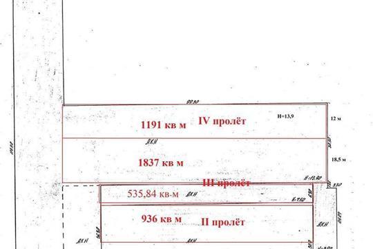 Помещение, 1191 м2