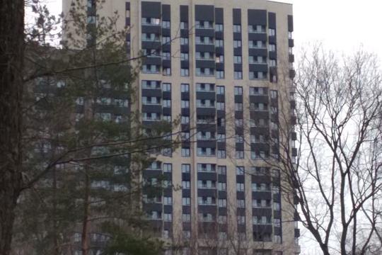 1-комн квартира, 44 м2, 34 этаж
